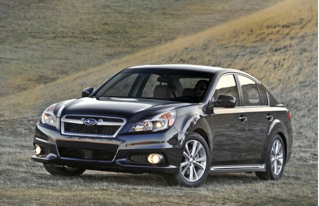 2013 subaru outback legacy recalled for steering flaw. Black Bedroom Furniture Sets. Home Design Ideas