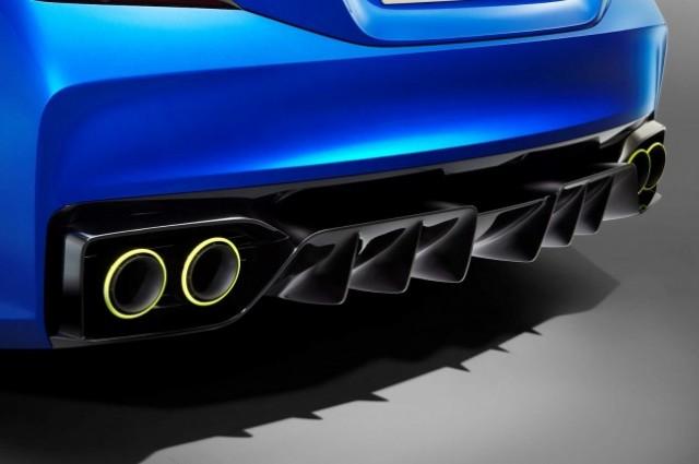 2013 Subaru WRX Concept - image: Subaru
