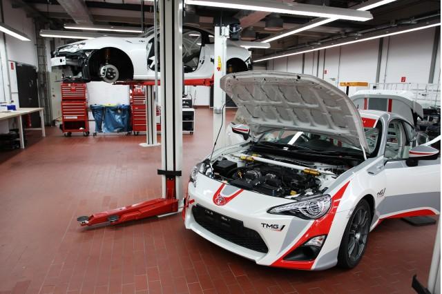 2013 Toyota GT 86 CS-V3