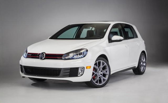 2013 Volkswagen GTI Driver's Edition