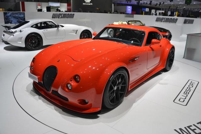 2013 Wiesmann GT MF4-CS