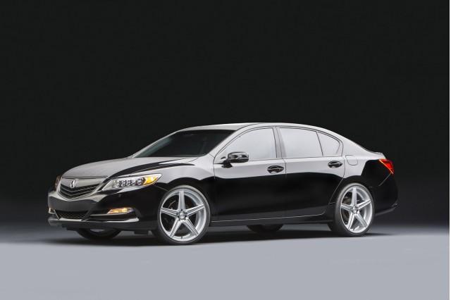 2014 Acura RLX Urban Luxury concept, 2013 SEMA