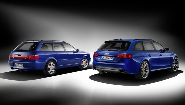 2014 Audi RS 4 Avant Nogaro selection
