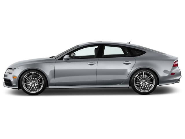 2014 Audi S7 4-door HB Prestige Side Exterior View
