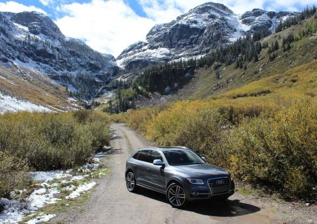 2014 Audi SQ5  -  First Drive, September 2013