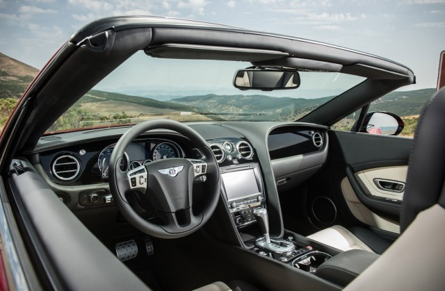 2014 Bentley Continental GTC V8 S