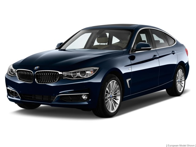 2014 BMW 3 Series Gran Turismo 5dr 328i xDrive Gran Turismo AWD Angular Front Exterior View