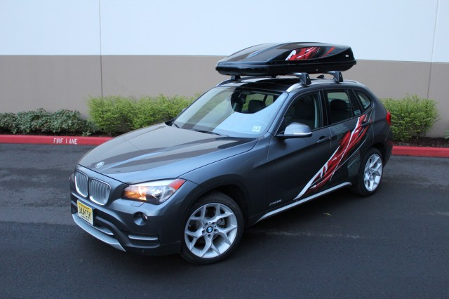 2013 BMW X1 Powder Ride Edition  -  Driven, April 2013