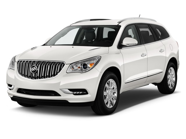 2014 Buick Enclave FWD 4-door Convenience Angular Front Exterior View