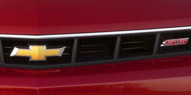 2014 Chevrolet Camaro SS teaser image