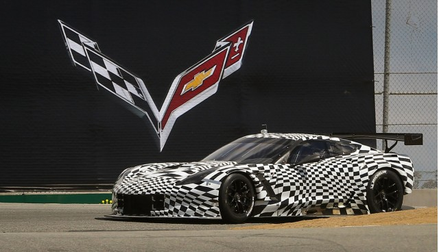 2014 Chevrolet Corvette C7.R race car