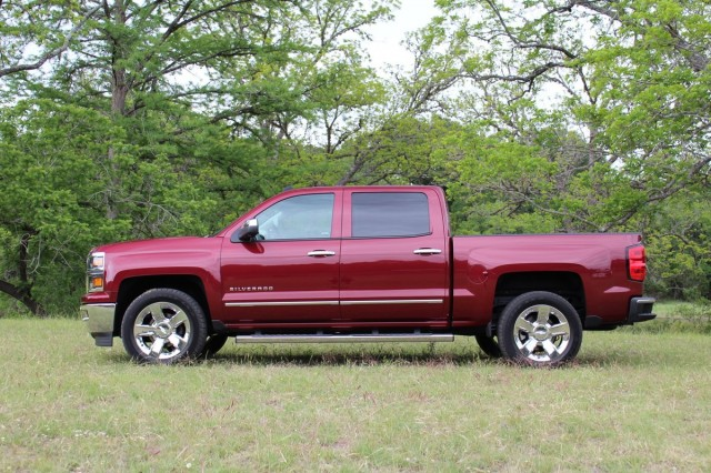 Gm recalls 2014 chevrolet silverado gmc sierra for Sierra motors san antonio tx