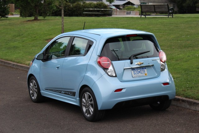 chevy spark ev electric car sales suddenly surged here 39 s why. Black Bedroom Furniture Sets. Home Design Ideas