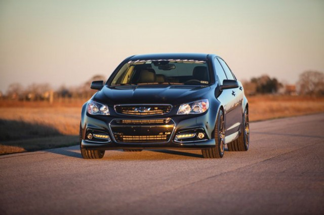 2014 Chevrolet SS by Hennessey Performance