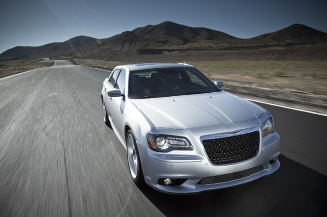 2014 Chrysler 300 SRT