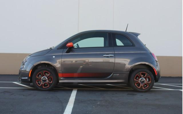 2014 Fiat 500e  -  Quick Drive, September 2014