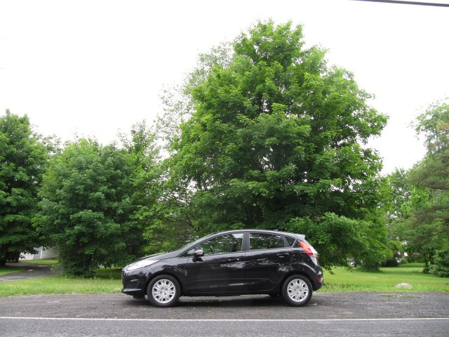 2014 Ford Fiesta EcoBoost SFE, Catskill Mountains, NY, Jun 2014