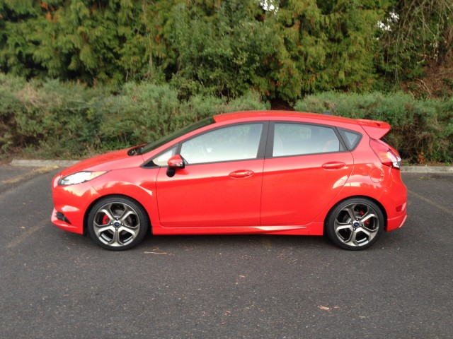 2014 Ford Fiesta ST  -  Driven, October 2014