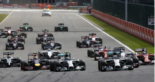 2014 Formula One Belgian Grand Prix