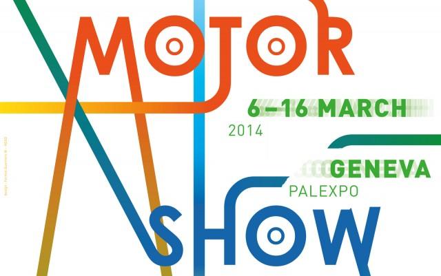 2014 Geneva Motor Show logo