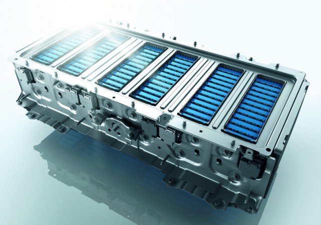 2014 Honda Accord Hybrid battery pack