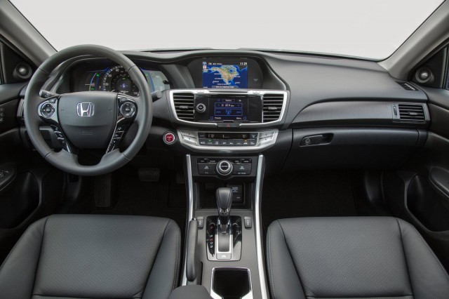 2014 Honda Accord Hybrid Touring