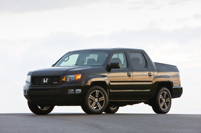 all new honda ridgeline due for 2016 but skipping 2015 model year. Black Bedroom Furniture Sets. Home Design Ideas