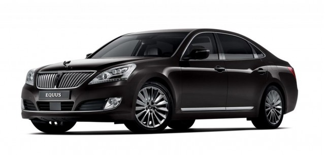 2014 Hyundai Equus (Korean spec)