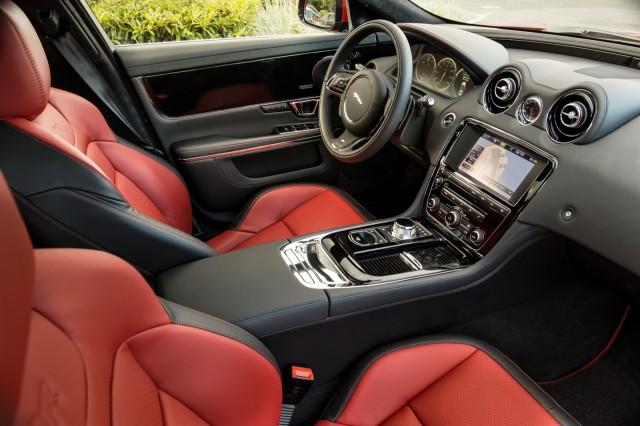 2014 Jaguar XJR - First Drive - August 2013