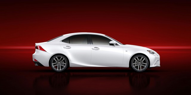 2014 Lexus IS 250 F Sport