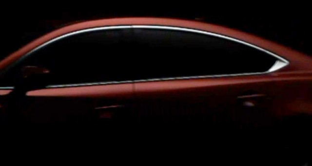 2014 Mazda Mazda6 teaser
