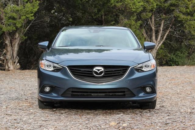 2014 Mazda 6  -  First Drive, February 2013
