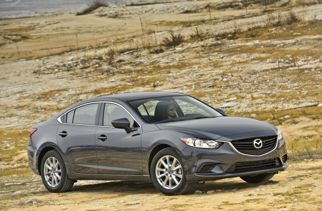 2014 Mazda 6 Sport