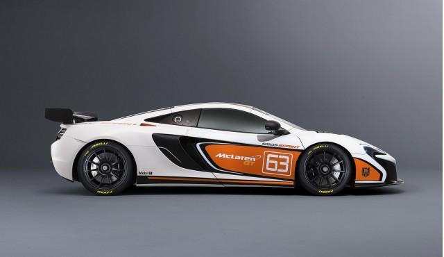 2014 McLaren 650S Sprint