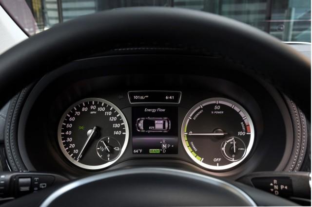2014 Mercedes-Benz B Class Electric Drive