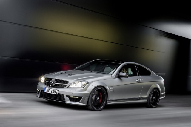 2014 Mercedes-Benz C63 AMG Coupe 'Edition 507'