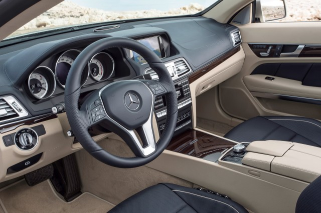 2014 Mercedes-Benz E Class Cabriolet