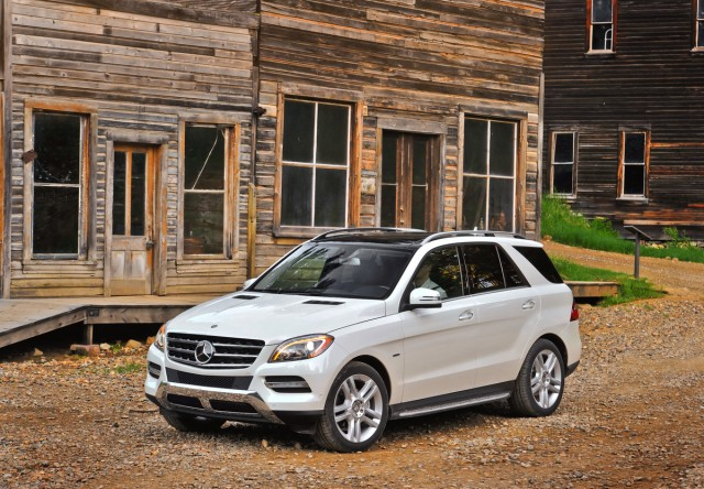 2014 mercedes benz m class review ratings specs prices for Price of mercedes benz ml350