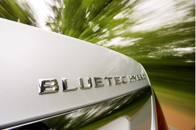 2015 Mercedes-Benz S300 BlueTEC Hybrid