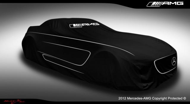 2014 Mercedes-Benz SLS AMG Black Series teaser image