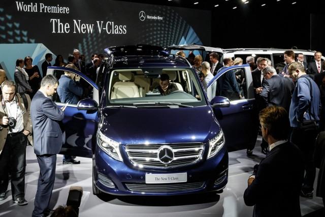 2014 Mercedes-Benz V-Class