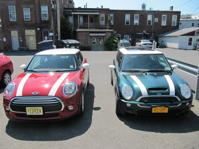 2014 MINI Cooper hardtop, Northeastern road test, Aug 2014