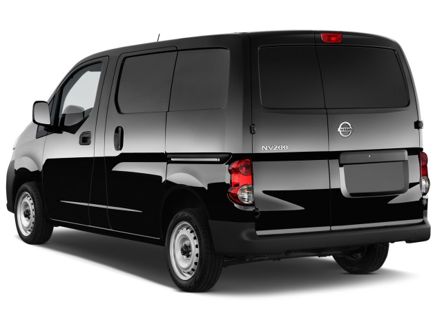 2014 Nissan NV200 I4 S Angular Front Exterior View