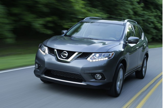 2014 nissan rogue review ratings specs prices and photos the car connection. Black Bedroom Furniture Sets. Home Design Ideas