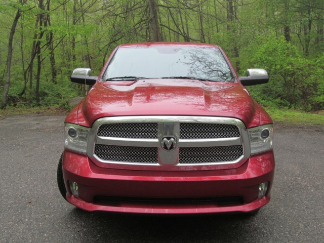 2014 Ram 1500 EcoDiesel, Bear Mountain, May 2014