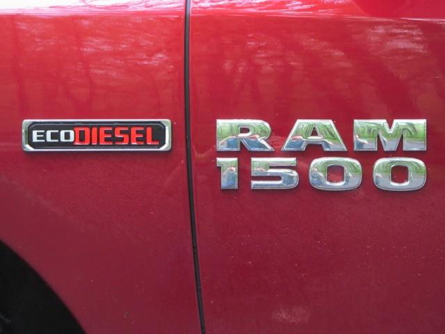 2014 Ram 1500 EcoDiesel, Bear Mountain, May 2014