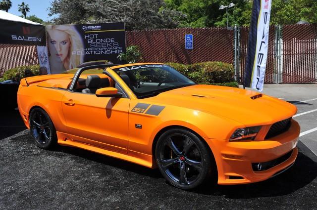 2014 Saleen 351 Mustang prototype