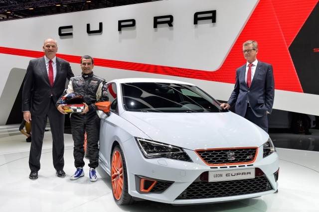 2014 SEAT Leon Cupra
