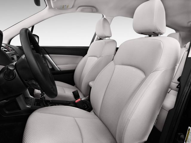 2014 Subaru Forester 4-door Auto 2.5i Premium PZEV Front Seats