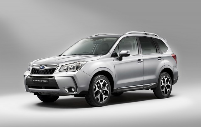 2014 Subaru Forester (Japanese spec)